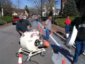 The City of Pacifica is beginning a Sewer Lateral Replacement Program