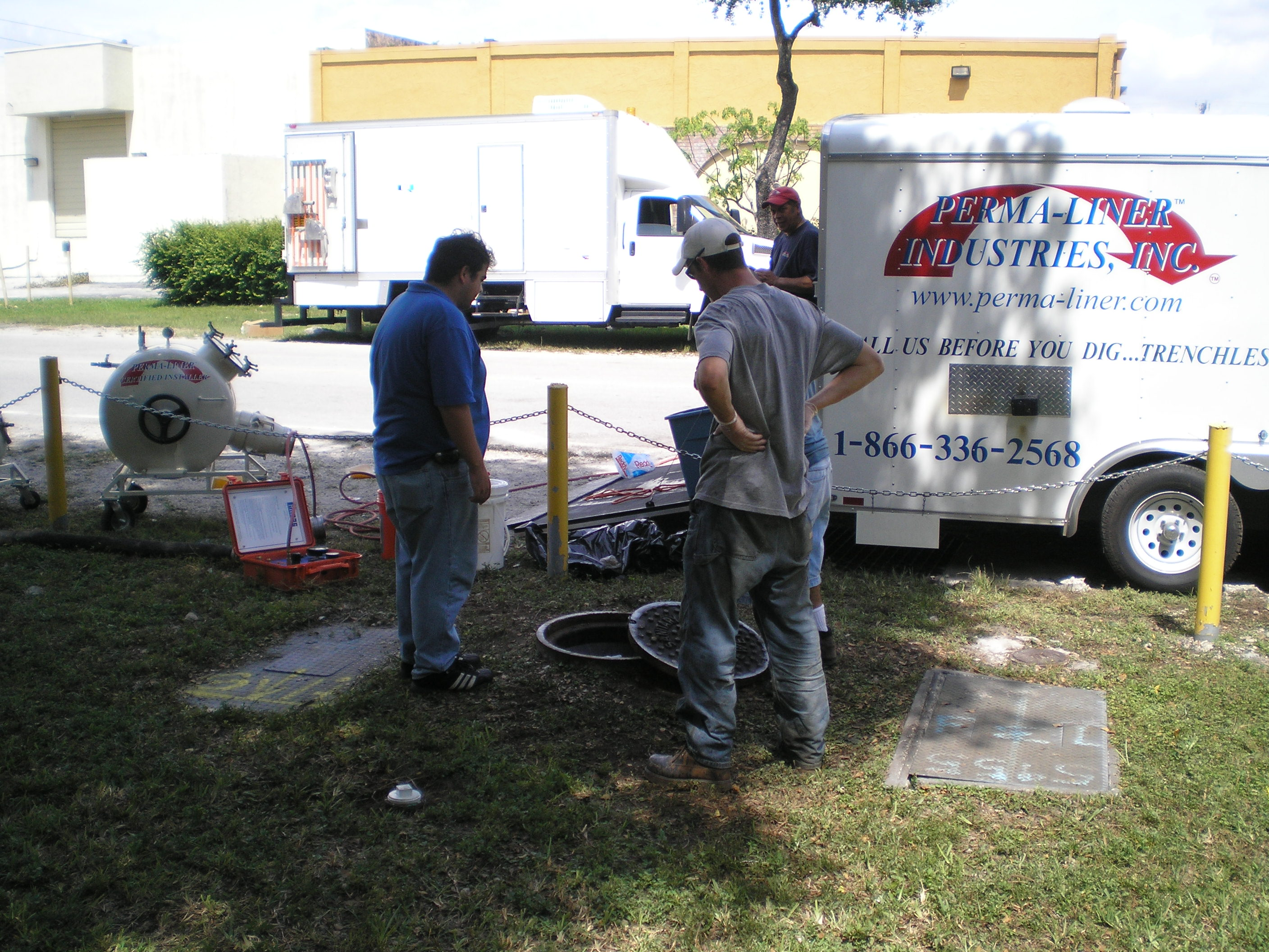 Save Your Money Sacramento, Go Trenchless!